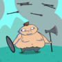 Fat viking