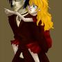 Bertram and Nissa by Moferiah