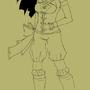 Elf by Moferiah