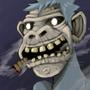 Smoking monkey by neodaniel52