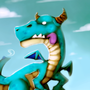 Baby dragon by neodaniel52