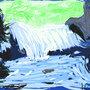 waterfaller by Zunzulo