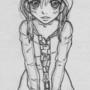 hoody girl by draneas