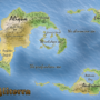 Aliterra World Map