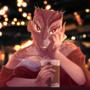 Blood-lusty argonian maid