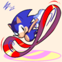 Another darn Sonic drawing!