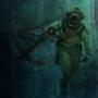 Oedon Tomb Underwater