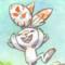 Easter Poke-bunnies