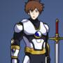 Character Sheet: Max Vanguard (Armor)