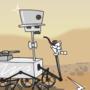 Percy the Classy Mars Rover!
