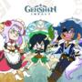 Genshin Art Trade