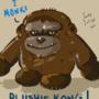 Kin'Kon' (KING KONG) Fanart