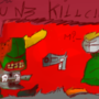 CLOWN vs PICO Version´ Mmdess combat