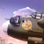 WWII Lancaster.