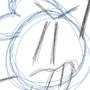 Some whiteboard doodles idfk