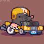 Muscle Car Mole Racing Crew