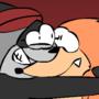 Raccoon Hugs!