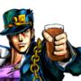 Jotaro gives some Choccy Milk