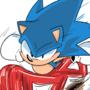 Lil' Sonic Sketch