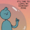 Out of comfort zone [comic]