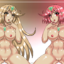 Mythra and Pyra