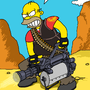 Homie Weapons Guy by Pentaro