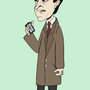 Agent Cooper by KevinButtchin