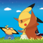 Gurren Lagann pokemon Crossove