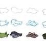 Gator Shape Challenge by Dakuto