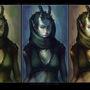 Flidlock girl by Artofinca