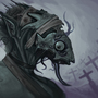 The Grave Watcher by Ludic