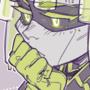 quick Cyborg drawing