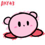 Kirby DAY 43