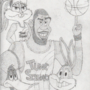Fanart Friday - Space Jam A New Legacy