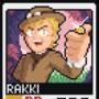 Commission: Rakki