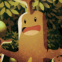 The woods doesn't let you see the Sudowoodo
