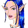Classy Elf - Water Color Style by Sunrie