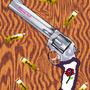 Taurus raging bull revolver by soulsapper