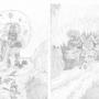 KKS - Two Drawings by KKSlider60