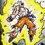 S.S. Goku (The End of Namek) by KingKazma