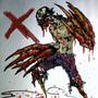 Bandage Claw Zombie by KingKazma