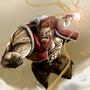 Thor by Manguinha