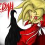 Ledah by KeiKuzco