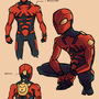 PR: Spider-man suite redesign by beastkid7