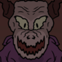 dumb demon doodle