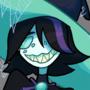 Goth Spider Witch