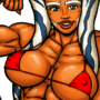 Bikini Ahsoka