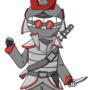 samurai hank