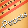 """8tracks"" inspired flyer by bananartica"