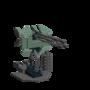 LAAG (Light Anti-Aircraft Gun) by MicroManagement